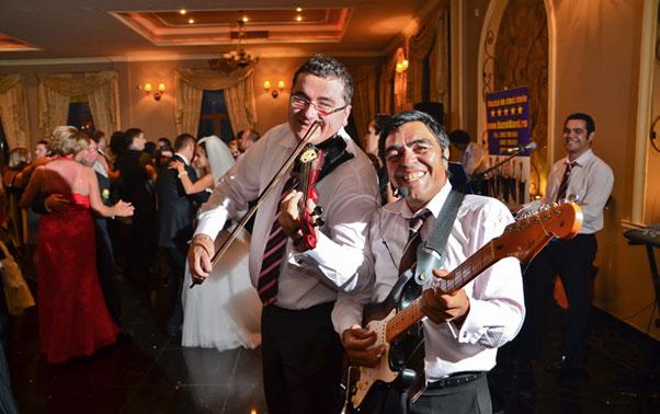 Formatia Kozak Band nunta Carmen si Demi Oradea