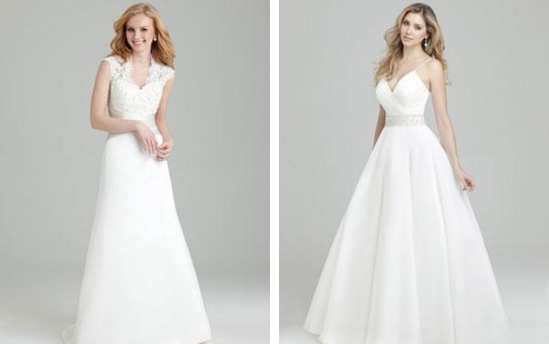 Rochii de mireasa colectia Allure Bridals